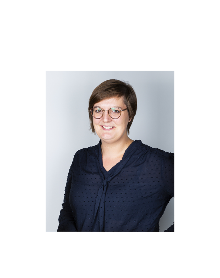 Febe Vanhauwaert - Project Manager