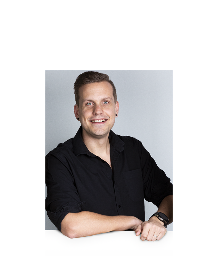 Joeri Minnekeer - Senior Web Developer